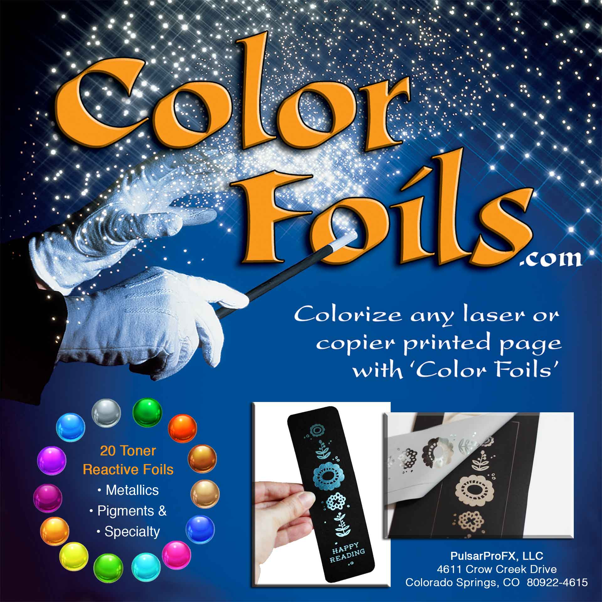 colorfoils.com